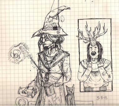 Witch Doodle-1