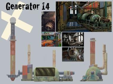 Generator 14