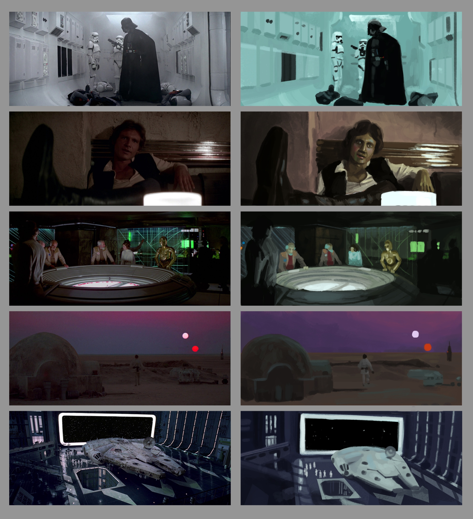 Star Wars Studies