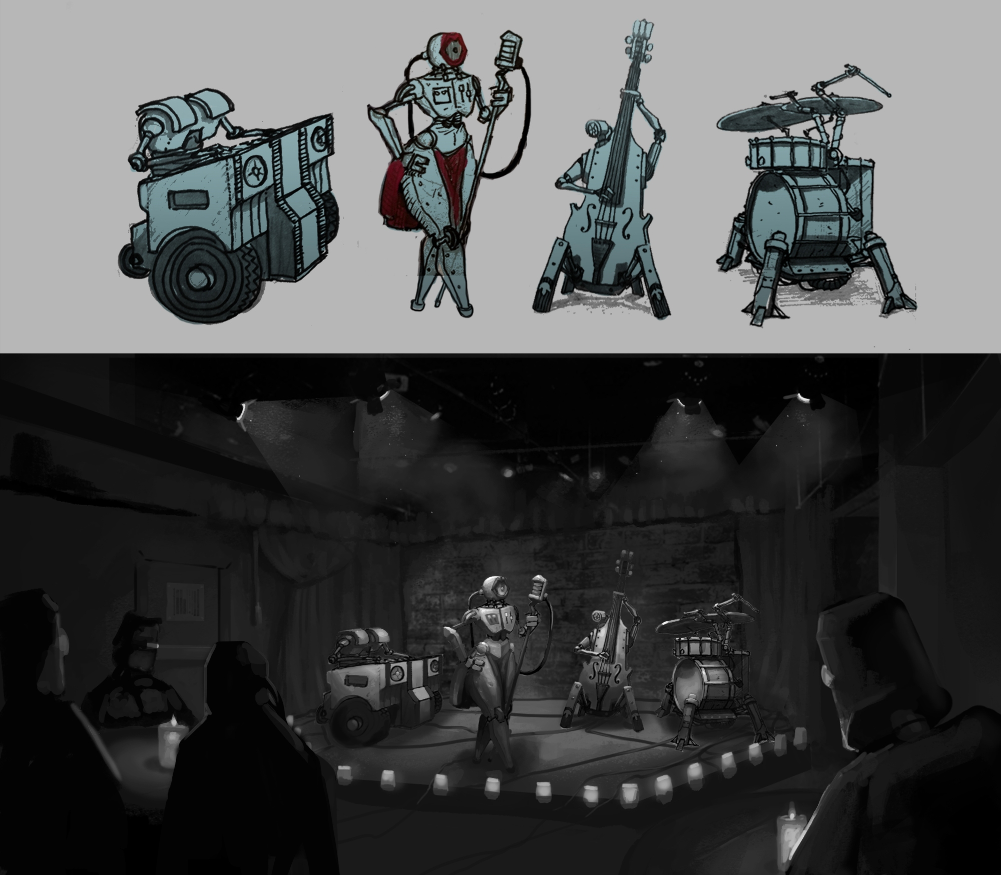 Bot Band