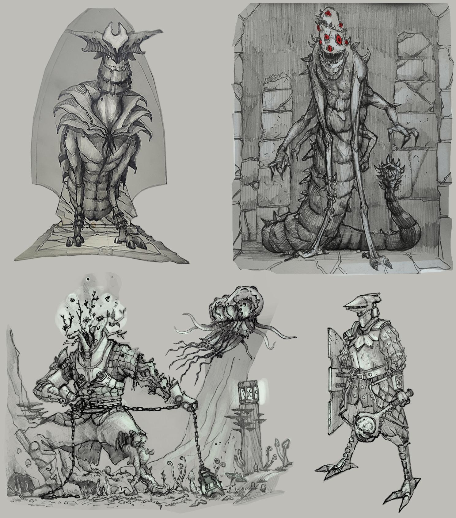 SketchDumpAugust