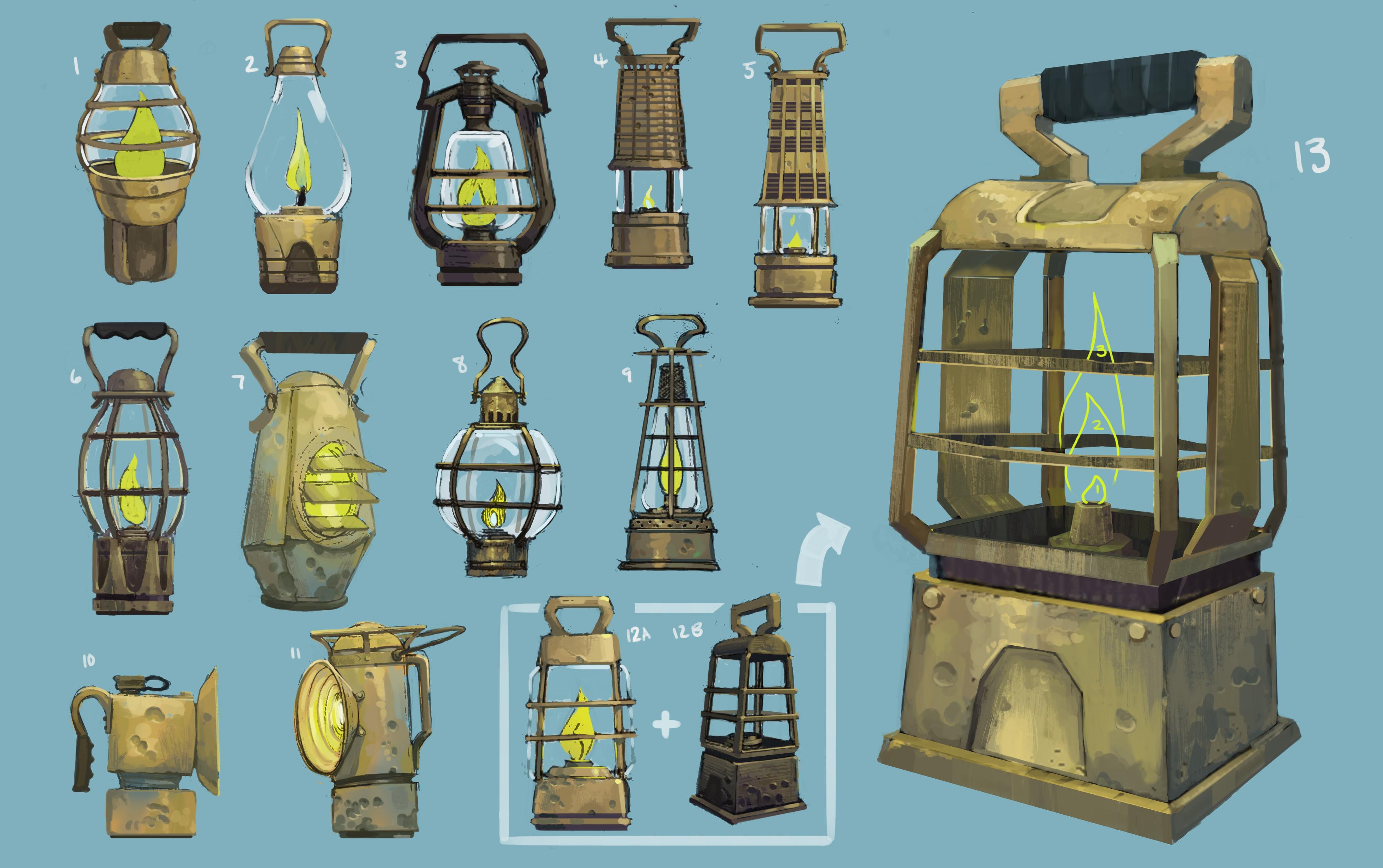 Lantern_CoffeeBean